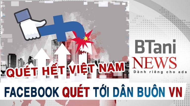 Hết Quét Ads Thủ - Facebook Càn Quét Luôn Dân Buôn Online